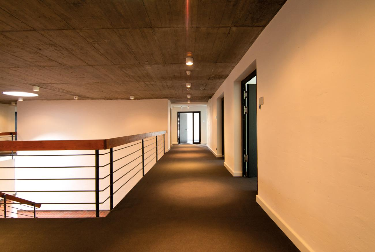 first floor office building ('Haus 11')