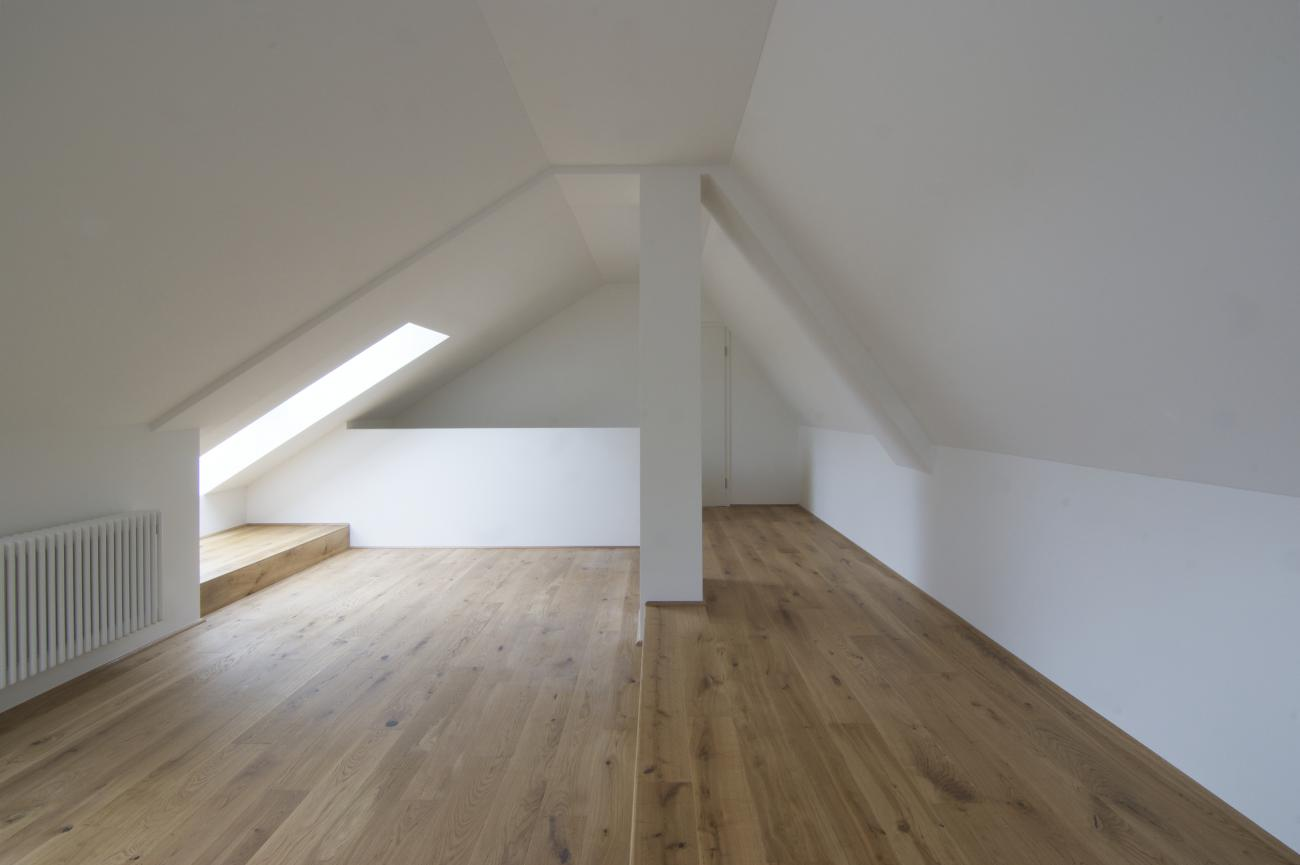 expanded loft floor