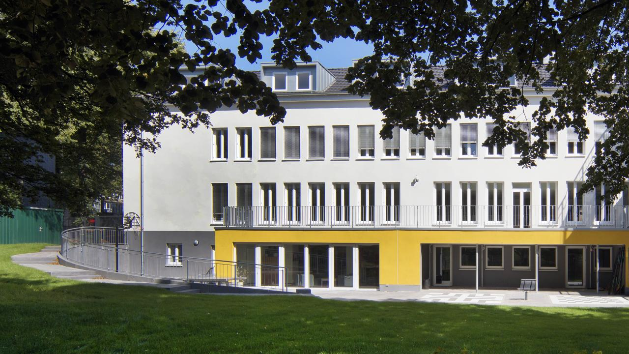 Dorper Straße youth centre, Solingen